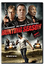 Eric Roberts, Tom Sizemore, Clifton Powell, and Jonez Cain in Hunting Season (2016)