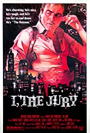 I, the Jury (1982) Poster - Movie Forum, Cast, Reviews
