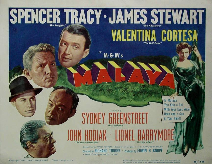 Malaya (1949) - Images - IMDb