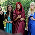 Kat Primeau, Victor Salvatore, Shana Eva, Jenni Melear, and Lisa Marie Summerscales in The Real Housewives of Westeros (2015)