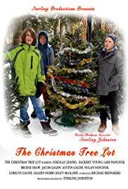 The Christmas Tree Lot Poster