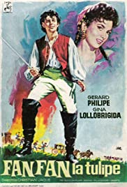 Fanfan La Tulipe (1952) Poster - Movie Forum, Cast, Reviews