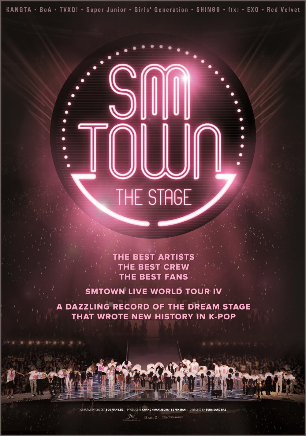 SMTown: The Stage (2015) - IMDb