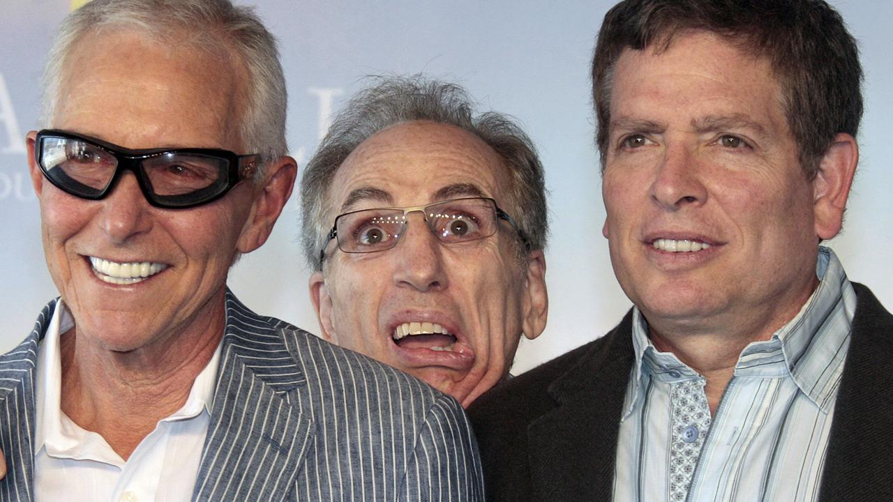 Jim Abrahams, David Zucker, and Jerry Zucker in Airplane! (1980)