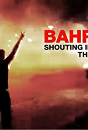 Bahrain: Shouting in the Dark Poster