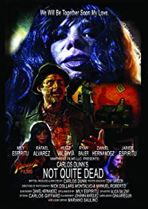 English movie notebook download Carlos Dunn's Not Quite Dead [1080pixel]