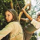 Dixie Egerickx and Amir Wilson in The Secret Garden (2020)