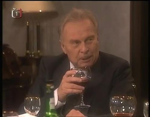 Ludek Munzar in Ortel (2000)