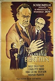 Familie Benthin Poster