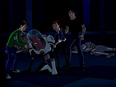 The Ben 10 Returns, Part Two