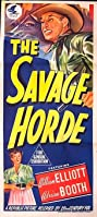 The Savage Horde (1950) Poster