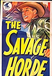 The Savage Horde Poster