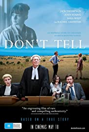 Watch Don't Tell (2017) Online Full Movie Free