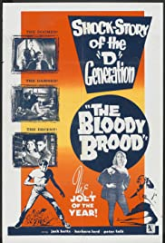 The Bloody Brood Poster