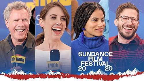 What TV Shows Are Sundance Stars Binge-Watching?