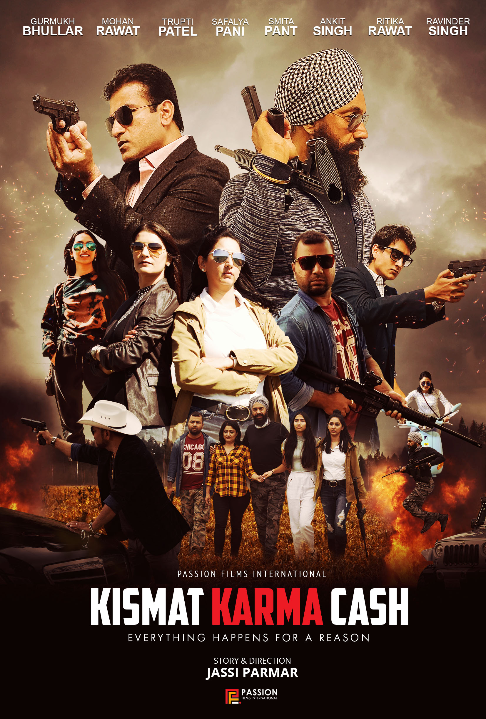 Kismat Karma Cash (2020) Season 1 Complete Hindi 500MB HDRip 480p Download