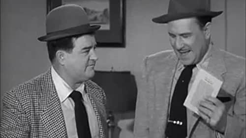 The Abbott And Costello Show: Private Eye