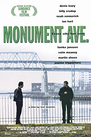 Where to stream Monument Ave.