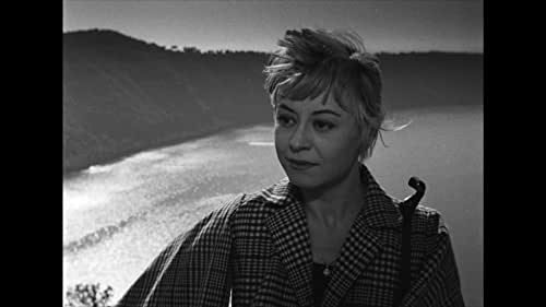 The new 4K restoration of Federico Fellini's NIGHTS OF CABIRIA, starring Giulietta Masina, opens April 17 at New York's Film Forum! Winner of the 1957 Academy Award for Best Foreign Language Film. rialtopictures.com