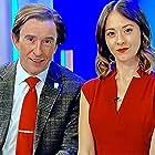 Steve Coogan and Susannah Fielding in Episode #2.2 (2021)