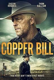 Dustin Rhodes and Thom Hallum in Copper Bill (2020)