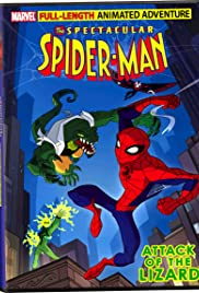 The Spectacular Spider-Man: Attack of the Lizard Poster