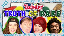 Twister with a Twist: Truth or Dare Edition