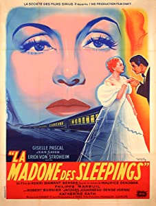 La madone des sleepings Sacha Guitry