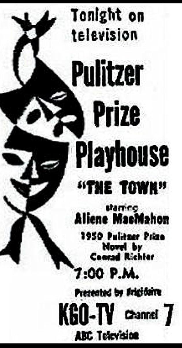 Pulitzer Prize Playhouse Tv Series 19501952 Imdb