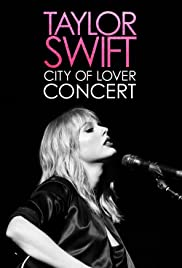 Taylor Swift: City of Lover Concert Poster