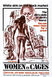 Women in Cages (1971) Poster - Movie Forum, Cast, Reviews