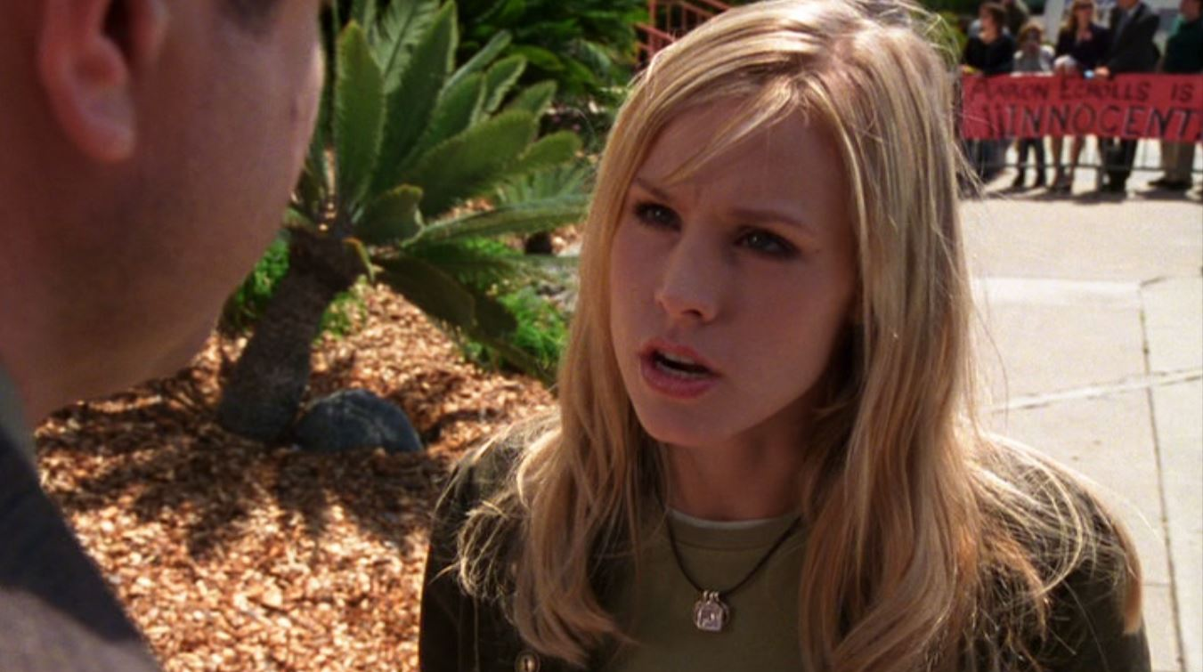 Veronica mars happy go lucky