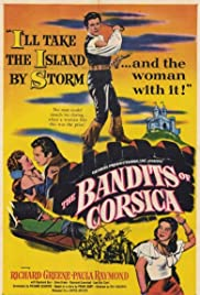 Bandits of Corsica Poster