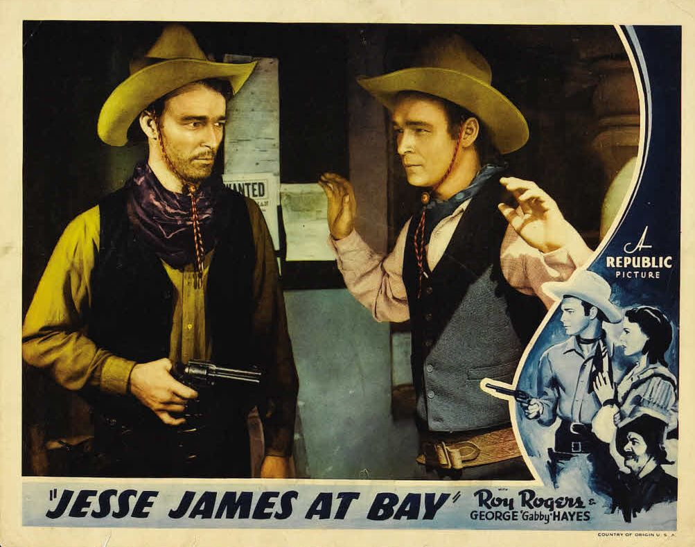 Roy Rogers in Jesse James at Bay (1941)