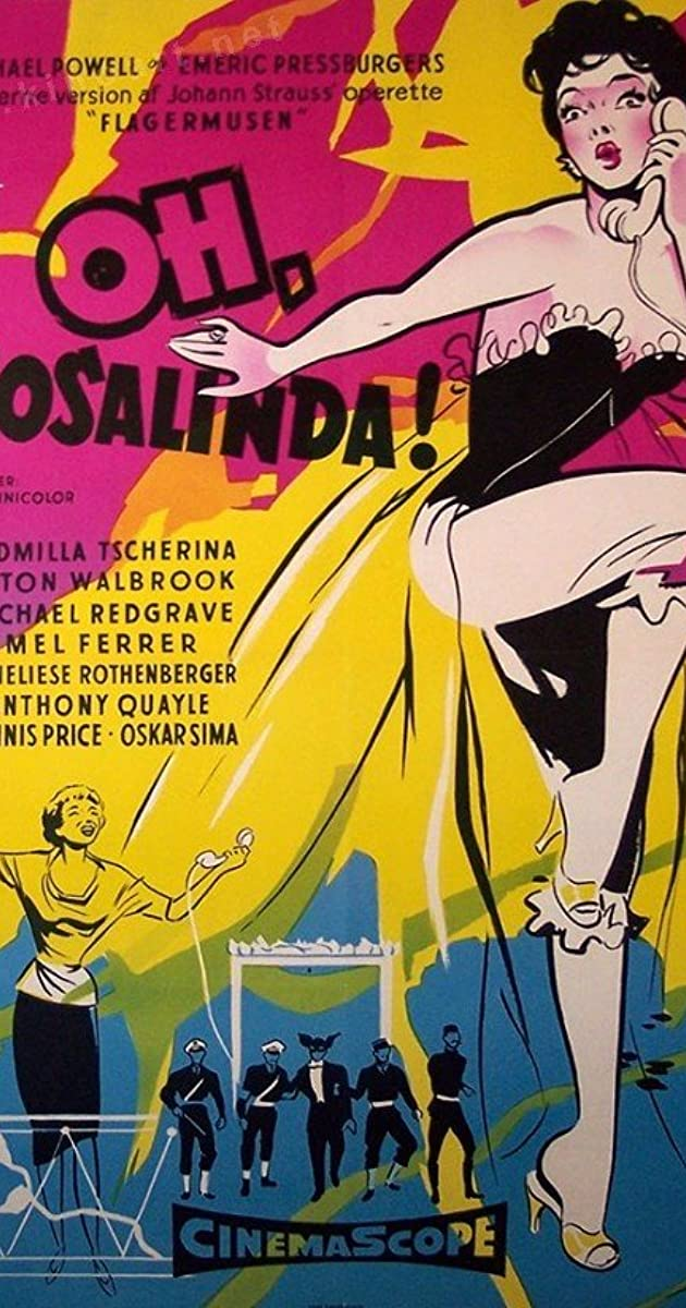 Oh... Rosalinda!! (1956) Subtitles
