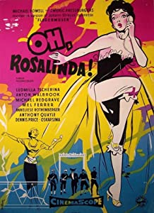 Movie star planet Oh... Rosalinda!! by Michael Powell [iTunes]