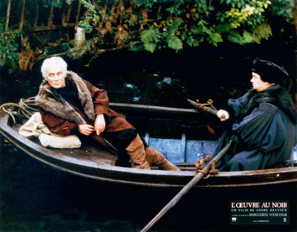 Gian Maria Volontè in L'oeuvre au noir (1988)