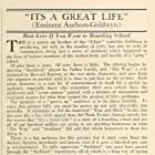 It's a Great Life (1920)