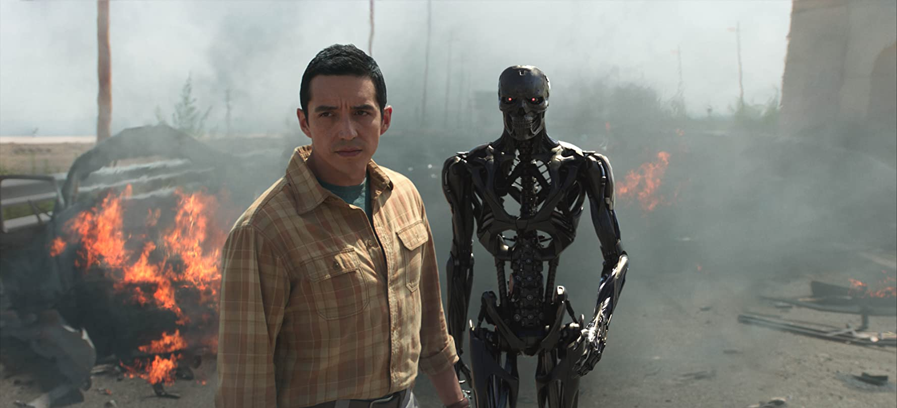 Gabriel Luna in Terminator: Dark Fate (2019)