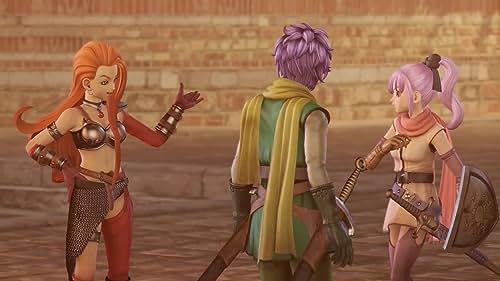 Dragon Quest Heroes II: Meet The Heroes Vignette 2