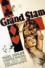 Grand Slam (1933) Poster