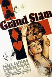 Grand Slam(1933) Poster - Movie Forum, Cast, Reviews