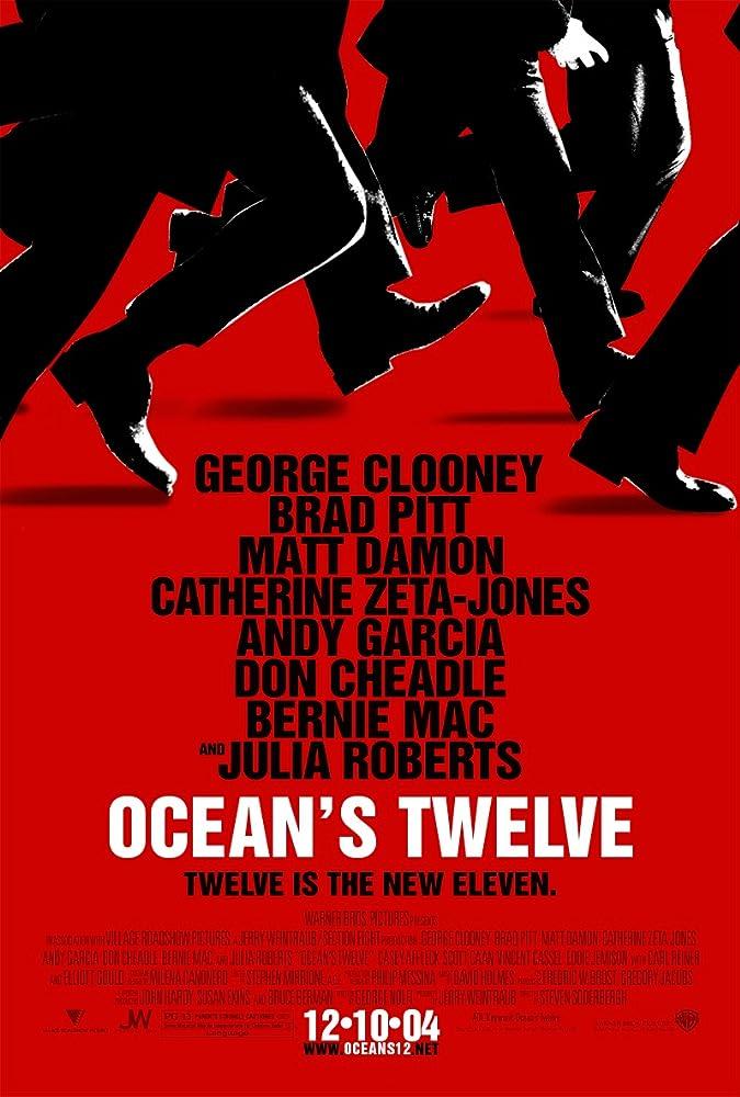 Ocean's Twelve (2004) Hindi Dubbed
