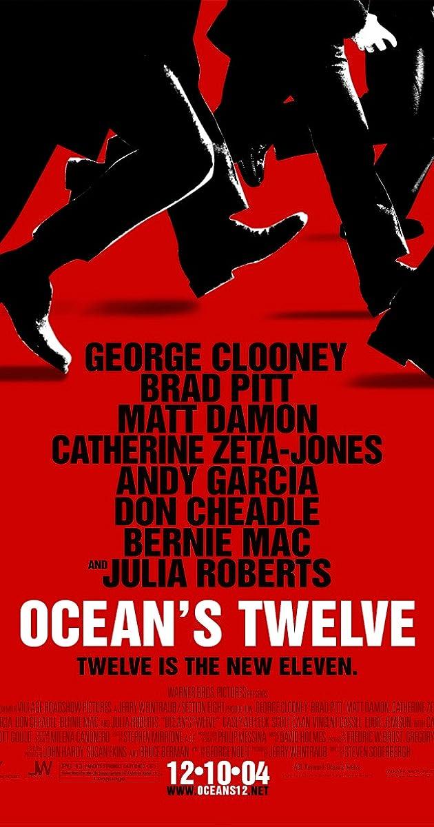 Subtitle of Ocean's Twelve