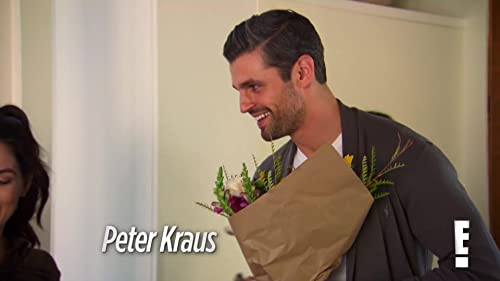 Total Bellas: Peter Kraus Brings Nikki Bella Flowers Before Their Date