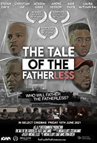 Christian Jae, Stefan Davis, Andre Hesson, and Ackeem Gibbs in The Tale of the Fatherless (2021)