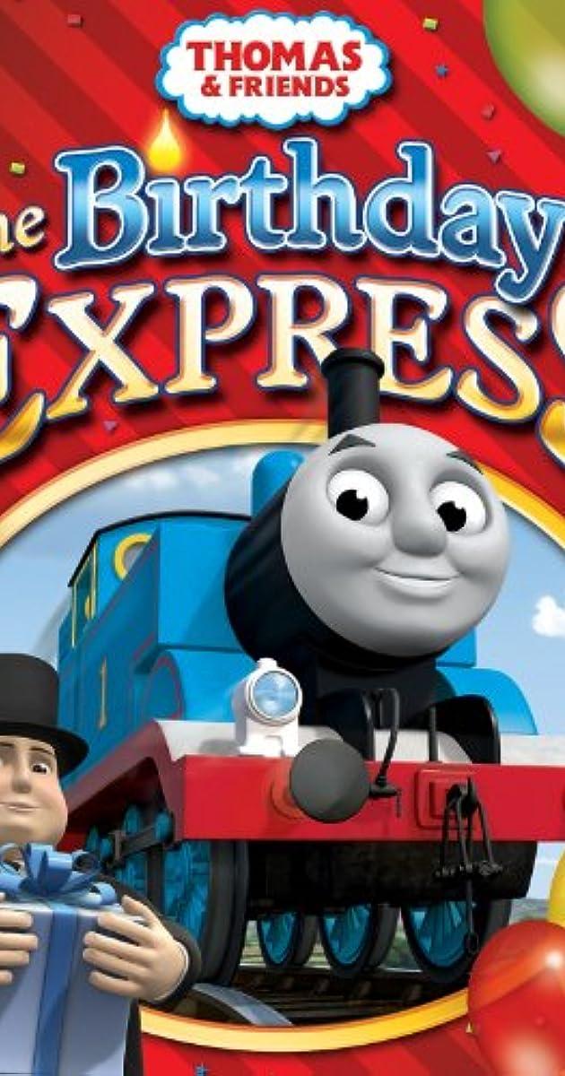 Thomas Friends The Birthday Express 2011