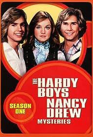 Shaun Cassidy, Pamela Sue Martin, and Parker Stevenson in The Hardy Boys/Nancy Drew Mysteries (1977)