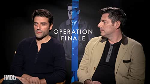 'Operation Finale' Actors on Working With Acting Legend Sir Ben Kingsley