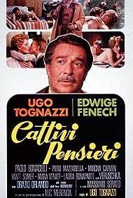 Edwige Fenech in Cattivi pensieri (1976)
